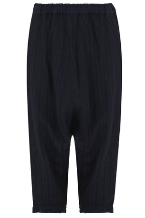 SUPER DROP CROTCH PANT NAVY