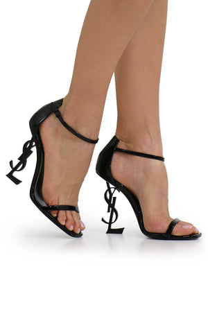 OPYUM 110MM SANDAL BLACK