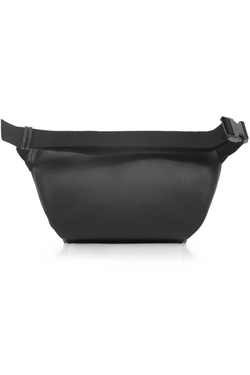EVERYDAY WHEEL BELT BAG BLACK/WHITE