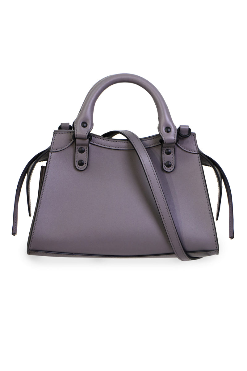 NEO CLASSIC MINI CITY BAG DARK GREY