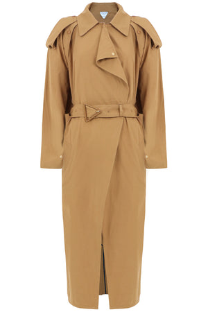 CLASSIC TRENCH COAT CAMEL