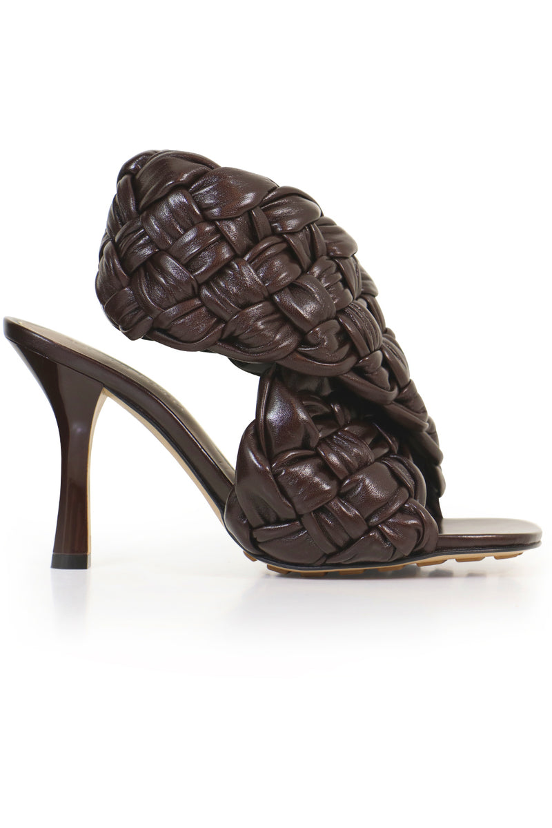 BOARD 90MM SANDALS CHOCOLATE