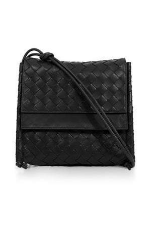 SMALL BV FOLD BAG BLACK
