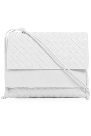 MEDIUM BV FOLD BAG WHITE