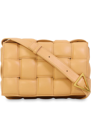 PADDED CASSETTE BAG ALMOND