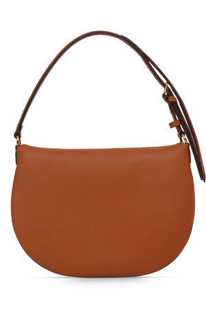 CROISSANT SHOULDER BAG BRANDY