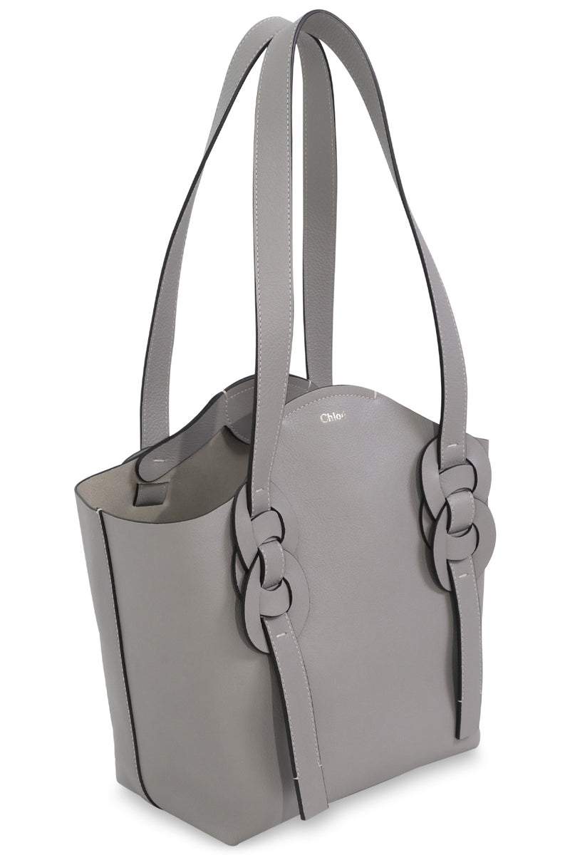 SMALL DARRYL TOTE BAG STORMY GREY
