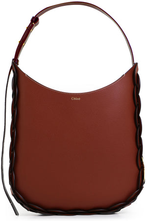 DARRYL MEDIUM BAG SEPIA BROWN