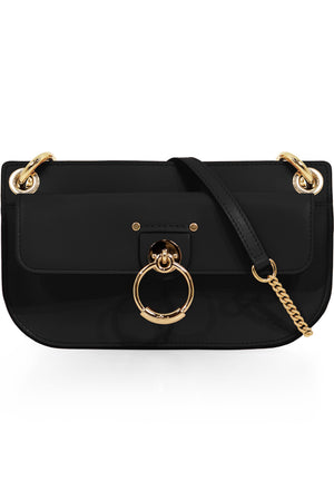 TESS WALLET ON CHAIN BLACK