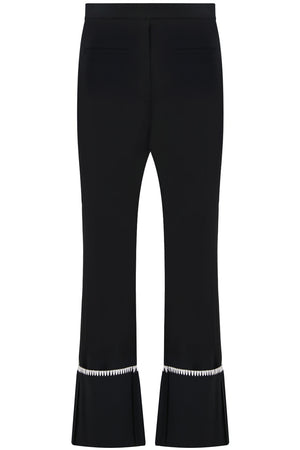 EMPIRICISM CROPPED PANT BLACK