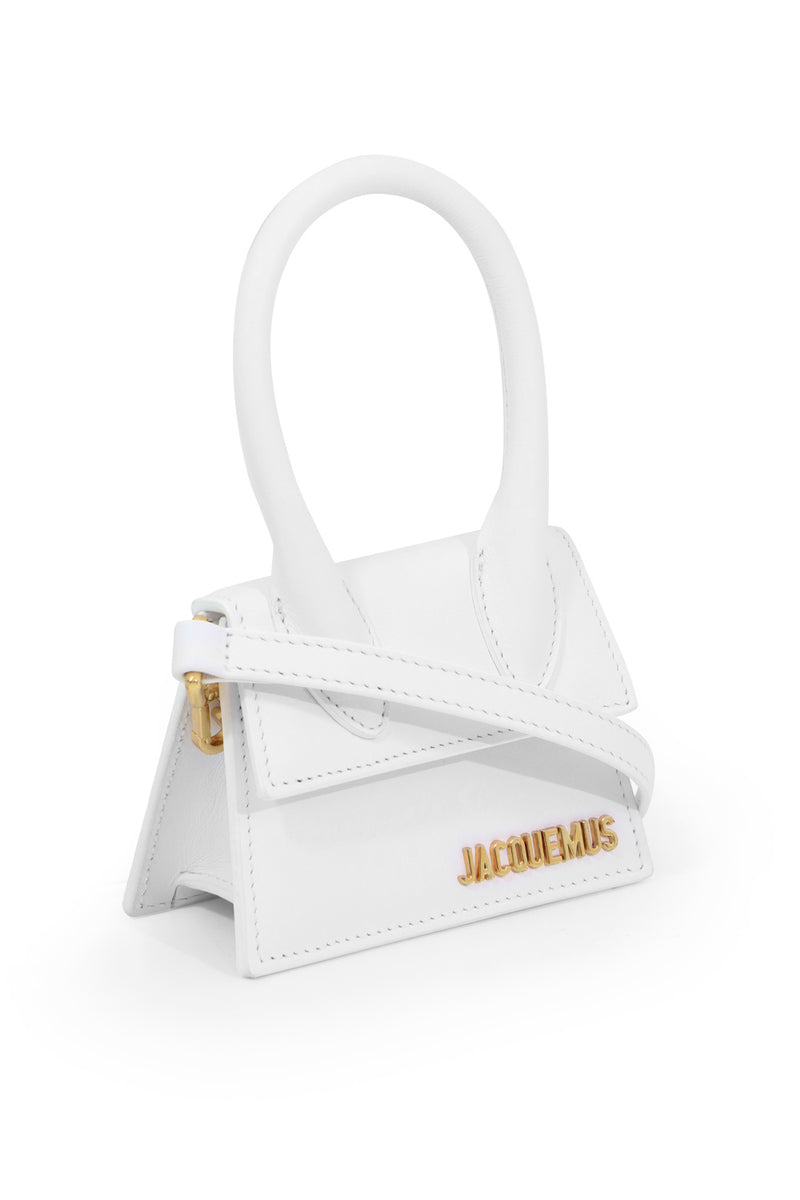 LE CHIQUITO BAG WHITE