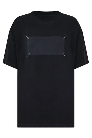 OVERSIZED GRAPHIC T-SHIRT BLACK