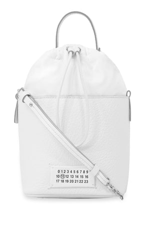 5AC BUCKET BAG WHITE