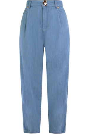 JOEY TAPERED JEANS BLUE