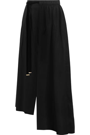 RUBY ASYMMETRIC SKIRT BLACK