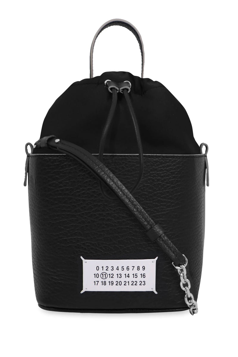 5AC BUCKET BAG BLACK