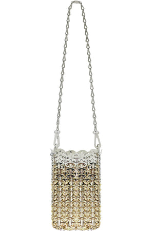 MINI GRADIENT 1969 MESH DISC BAG SILVER/GOLD