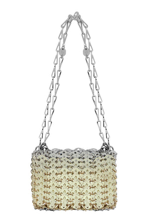 NANO GRADIENT 69 MESH DISC BAG SILVER/GOLD