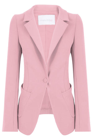 TISSUE PERFECT BLAZER PINK