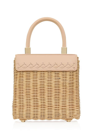 THE MEDIUM CLASSIC BAG NUDE