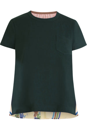 ARCHIVE PRINT T-SHIRT S/S GREEN