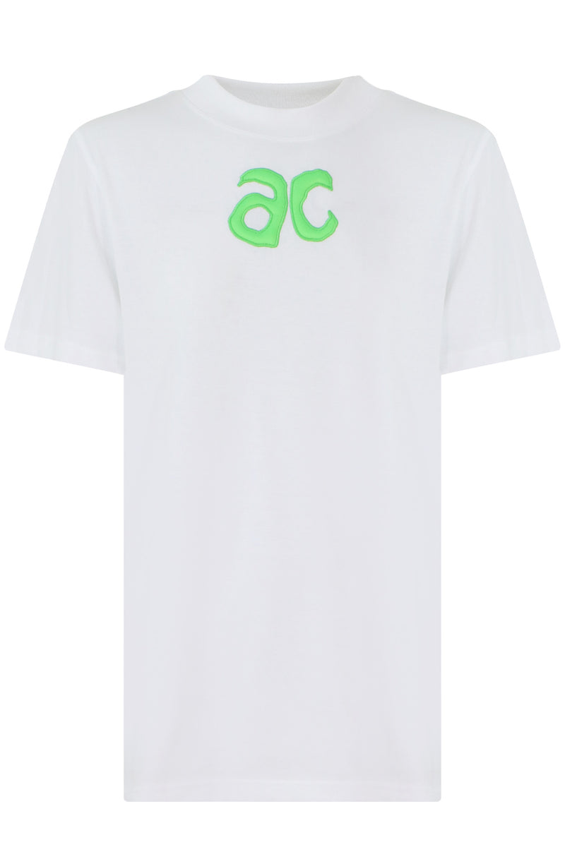 LOGO T-SHIRT S/S WHITE