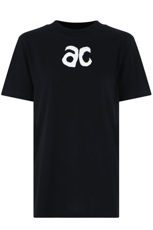 LOGO T-SHIRT S/S BLACK