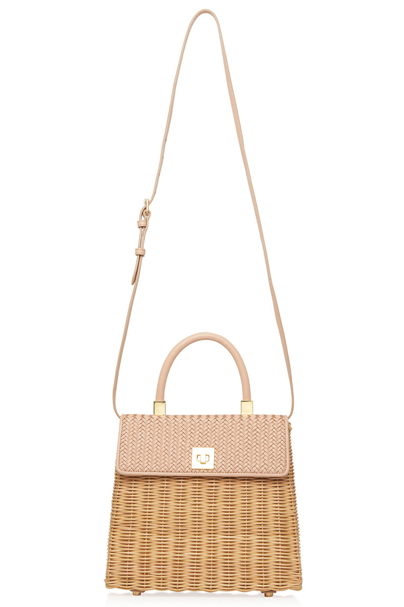 THE GRAND CLASSIC BAG NUDE