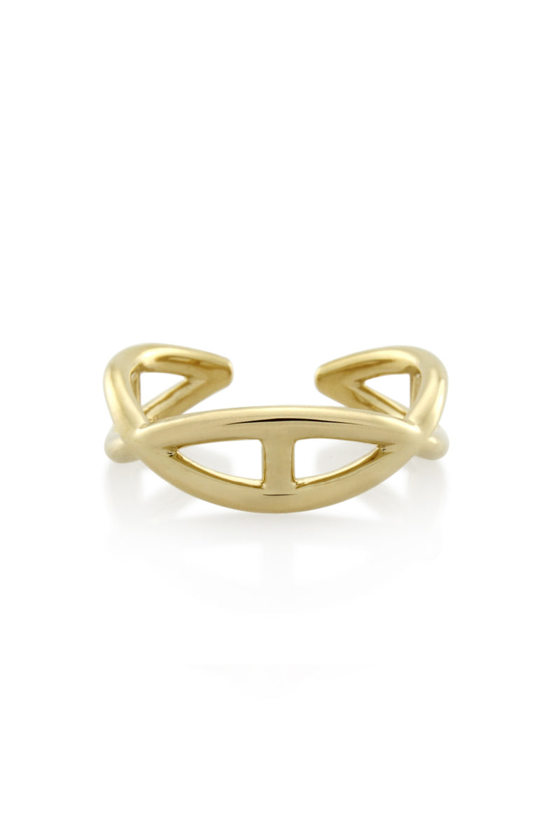 HELIX RING GOLD