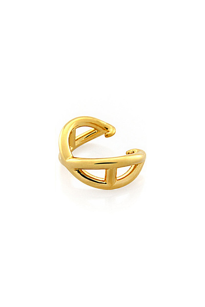HELIX EAR CUFF GOLD