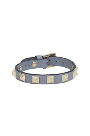ROCKSTUD LEATHER CUFF NIAGARA