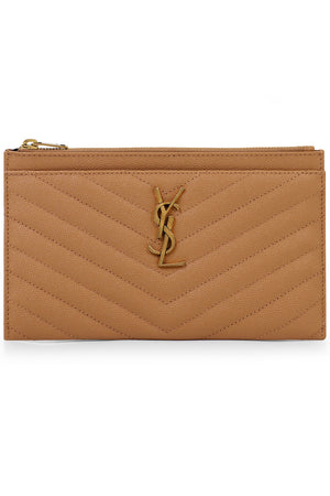 MONOGRAMME BILL POUCH DUNE/GOLD