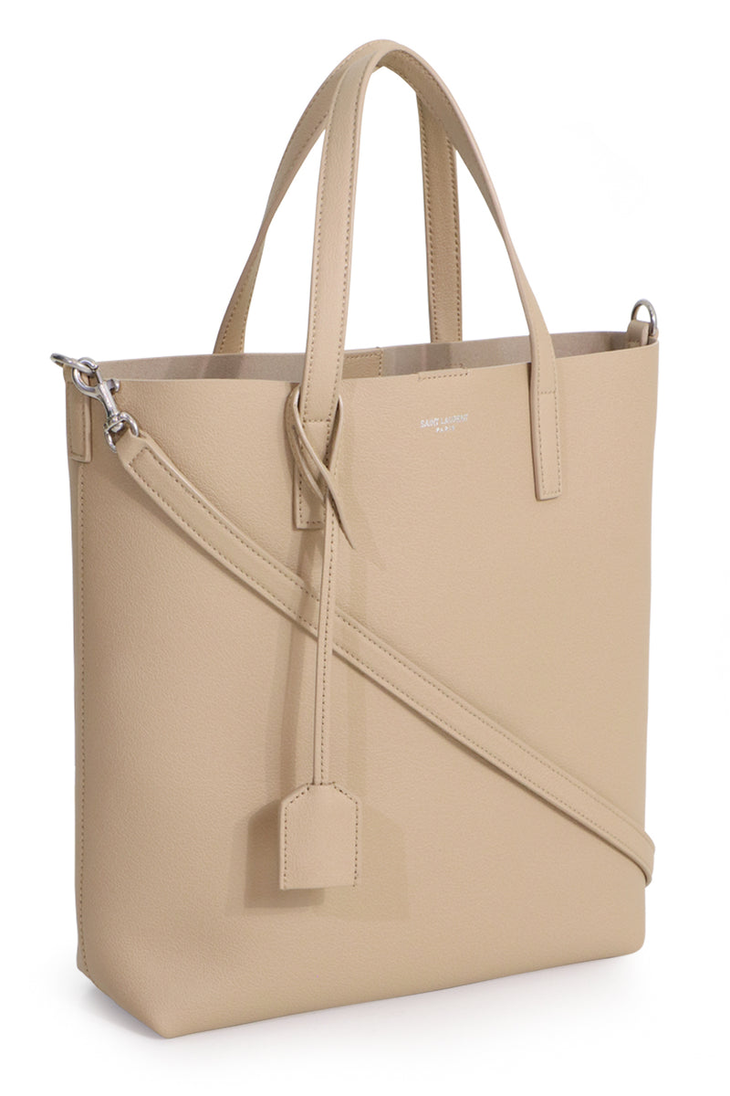 TOY SOUTH SHOPPING TOTE DARK BEIGE