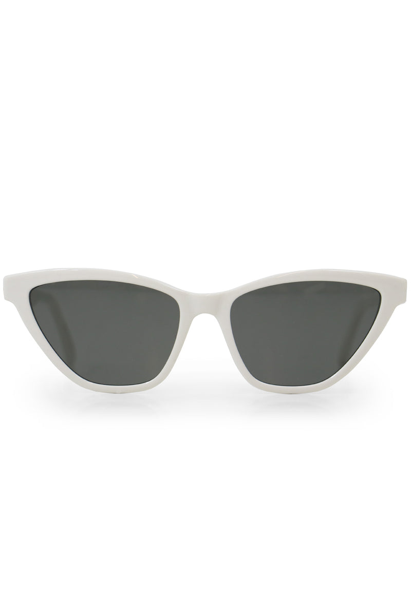 333 SIGNATURE SUNGLASSES IVORY