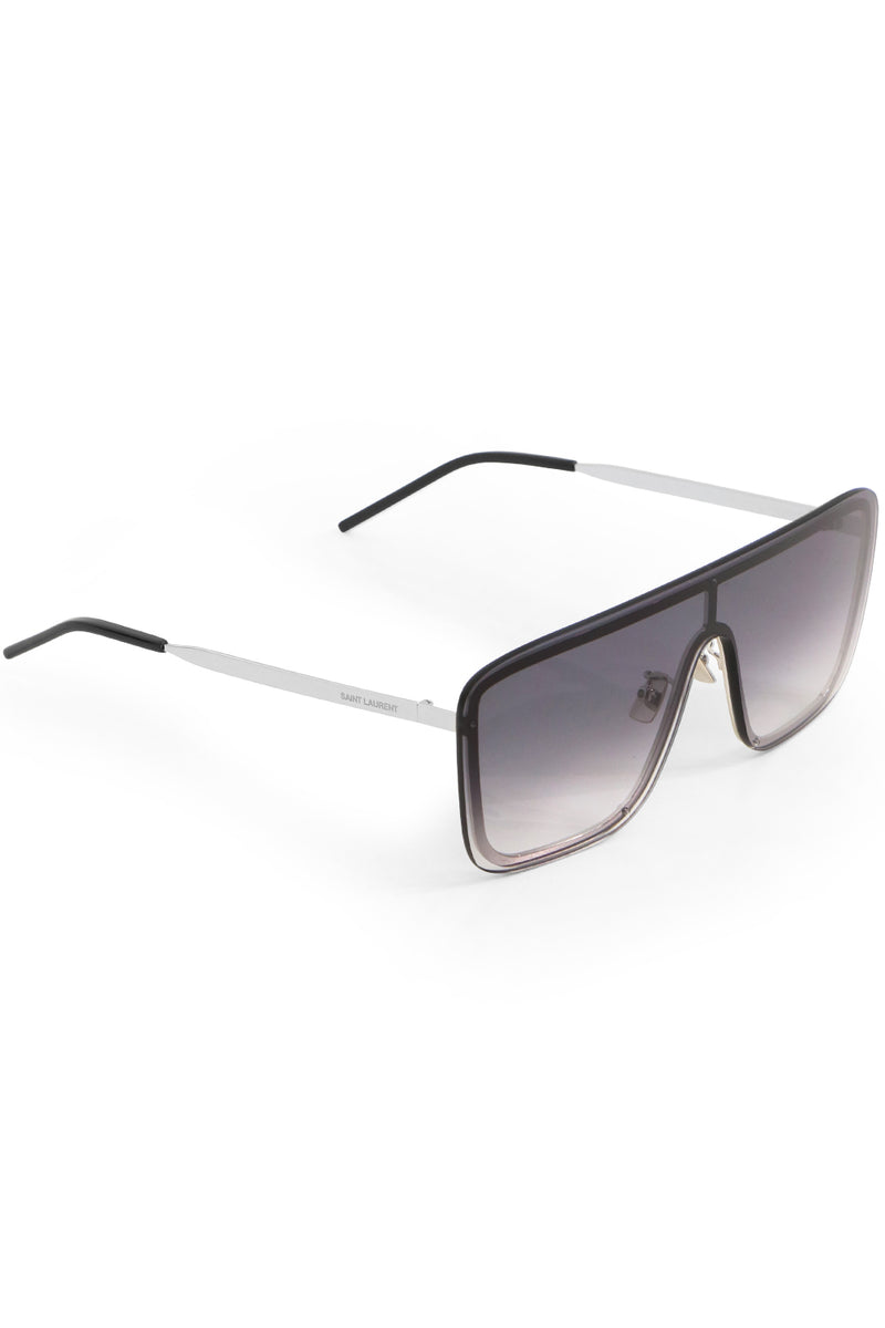 364 MASK SUNGLASSES SILVER