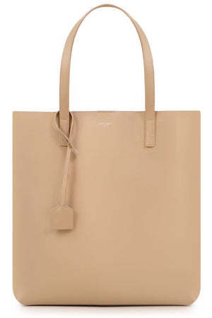 NORTH/SOUTH SHOPPING TOTE GOLD SAND