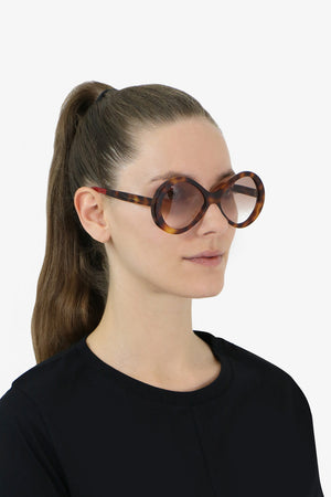 BONNIE INFINITY SUNGLASSES HAVANA/BROWN