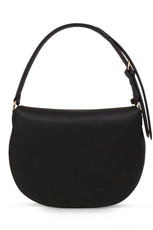 CROISSANT SHOULDER BAG BLACK