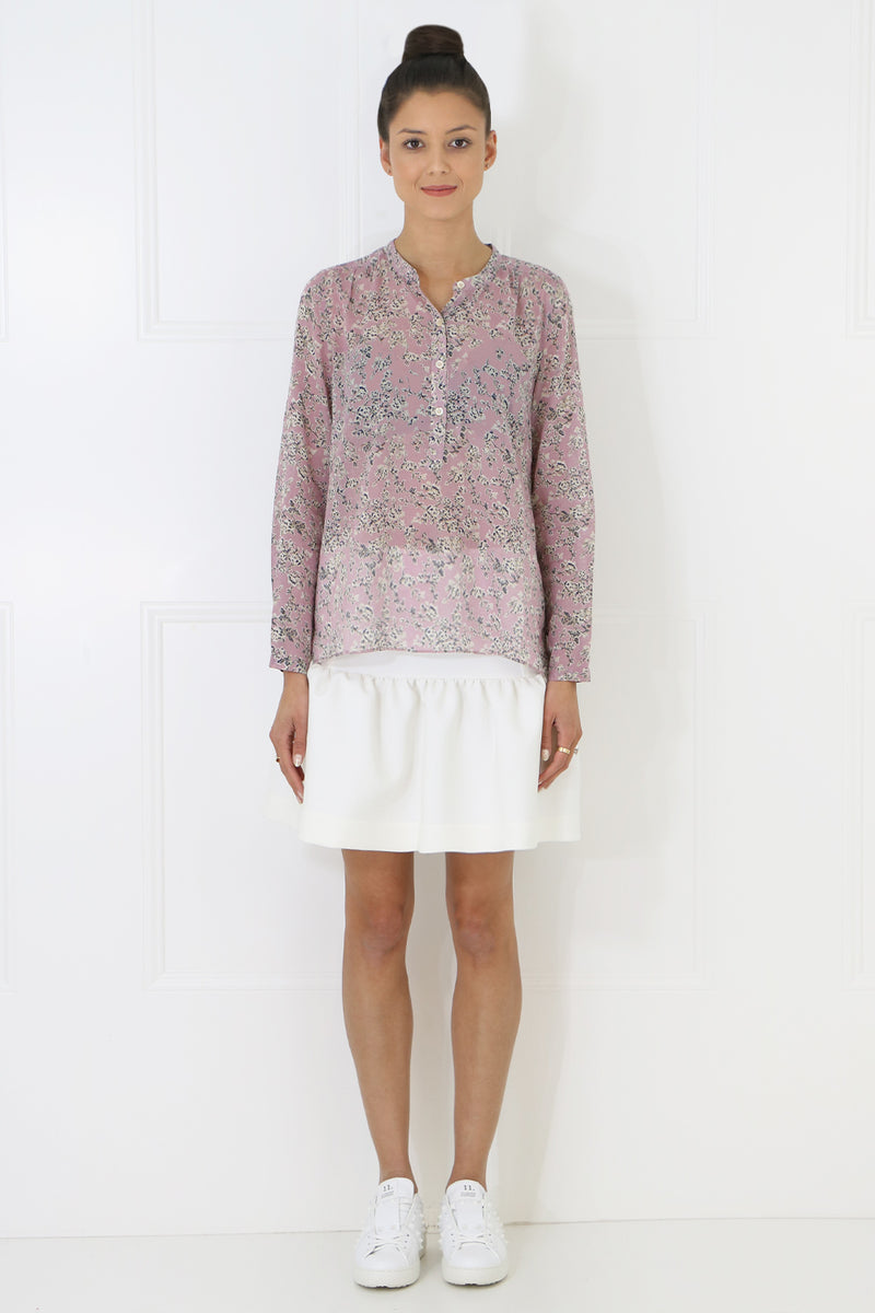 ETOILE MARIA L/S BLOUSE PINK