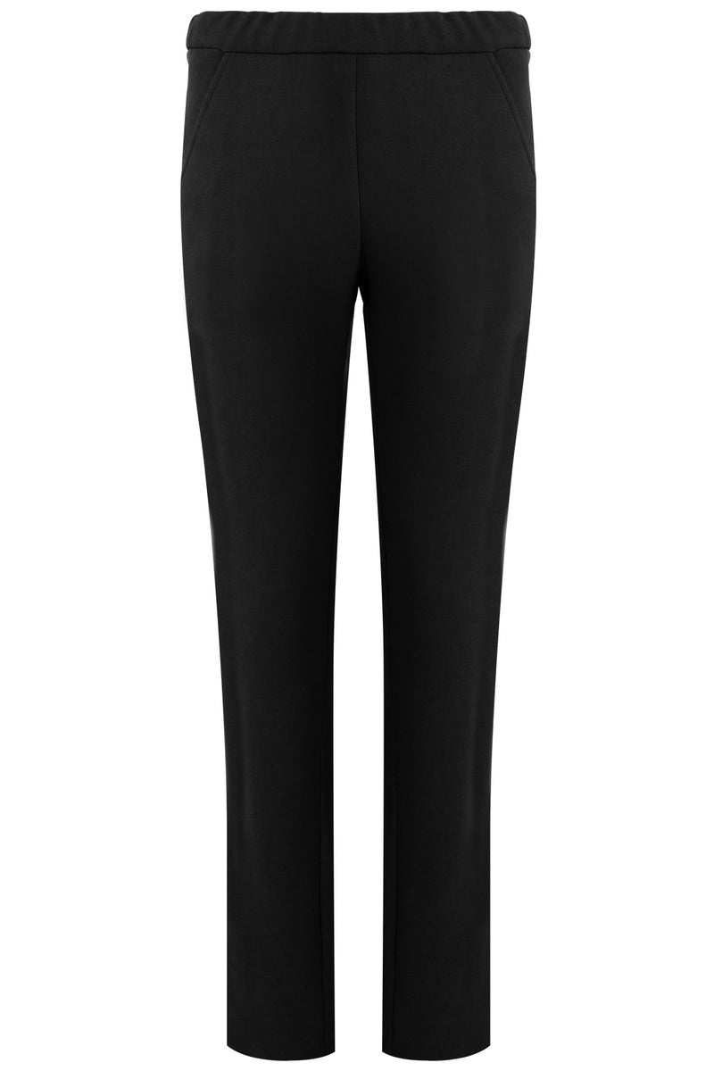 TISSUE PERFECT PANT BLACK