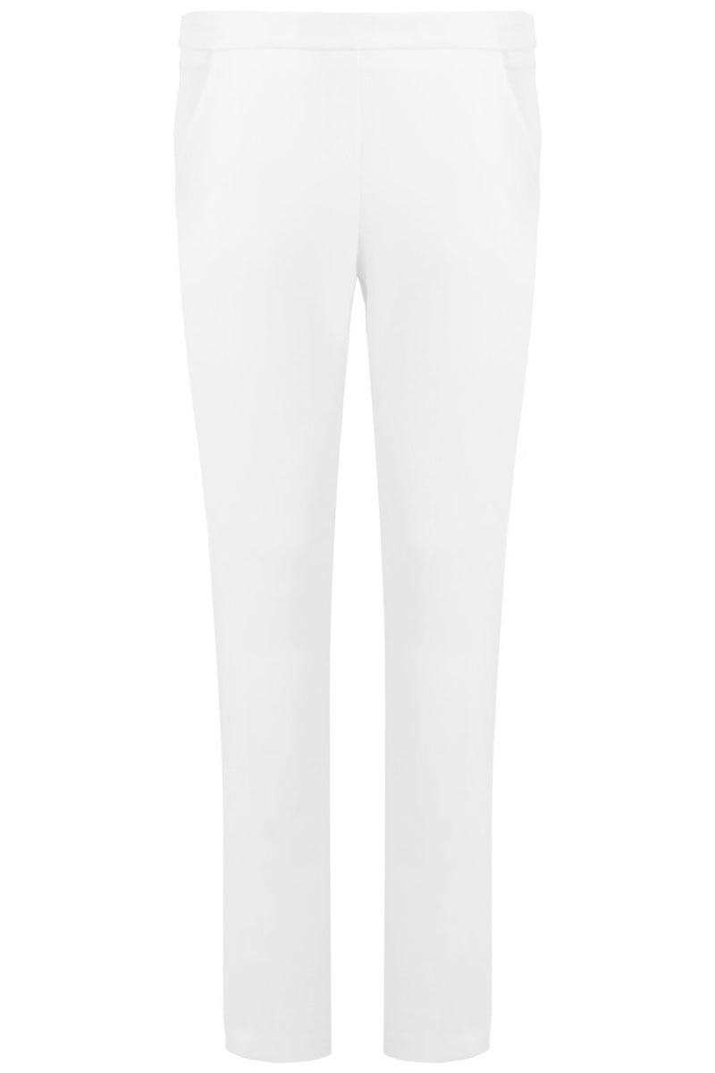 TISSUE PERFECT PANT IVORY