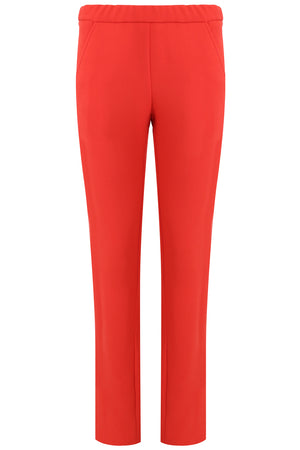 TISSUE PERFECT PANT RED