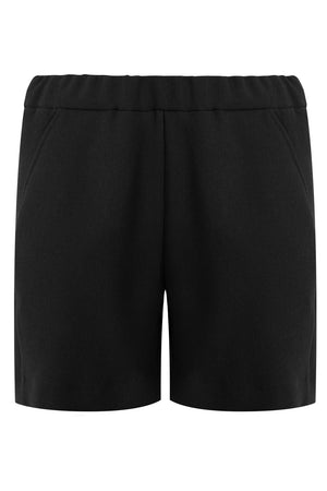 TISSUE PERFECT SHORTS BLACK