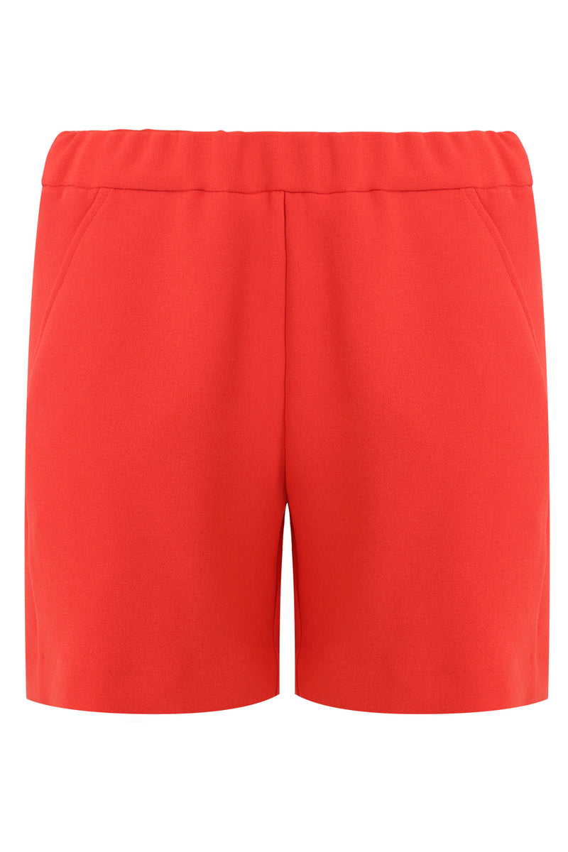 TISSUE PERFECT SHORTS RED