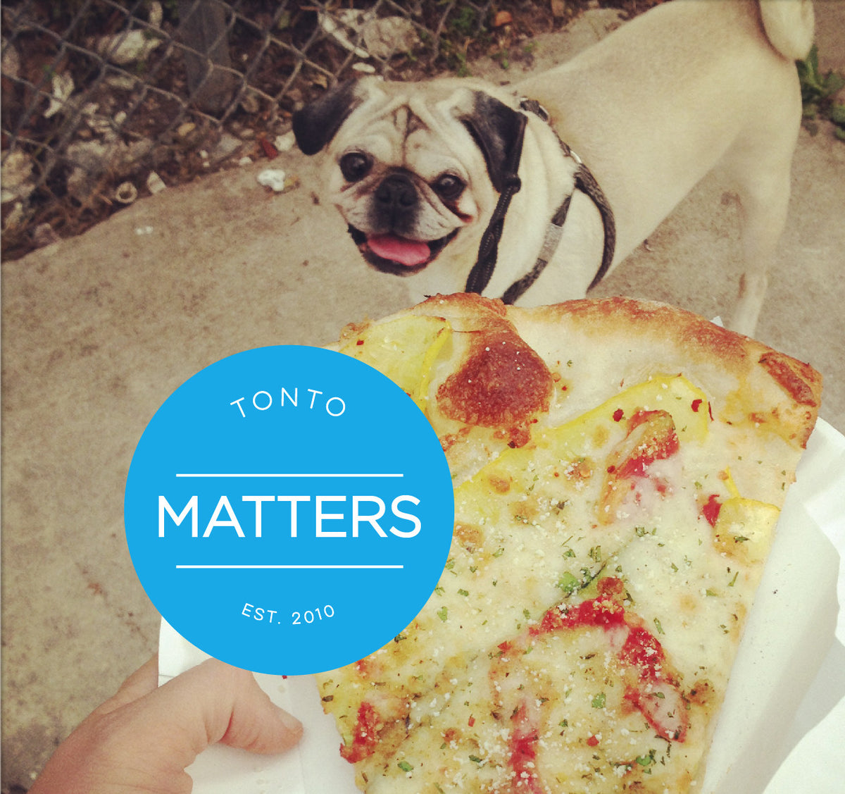 Now dedicated to bringing pizza to pugs around the world.