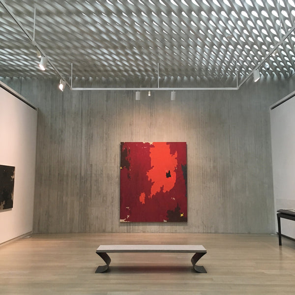Clyfford Still Museum Denver Colorado