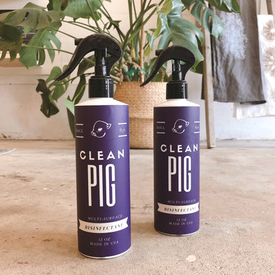 Clean Pig HOCl Disinfectant