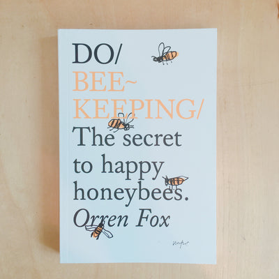 Do Bee-keeping, Do Books
