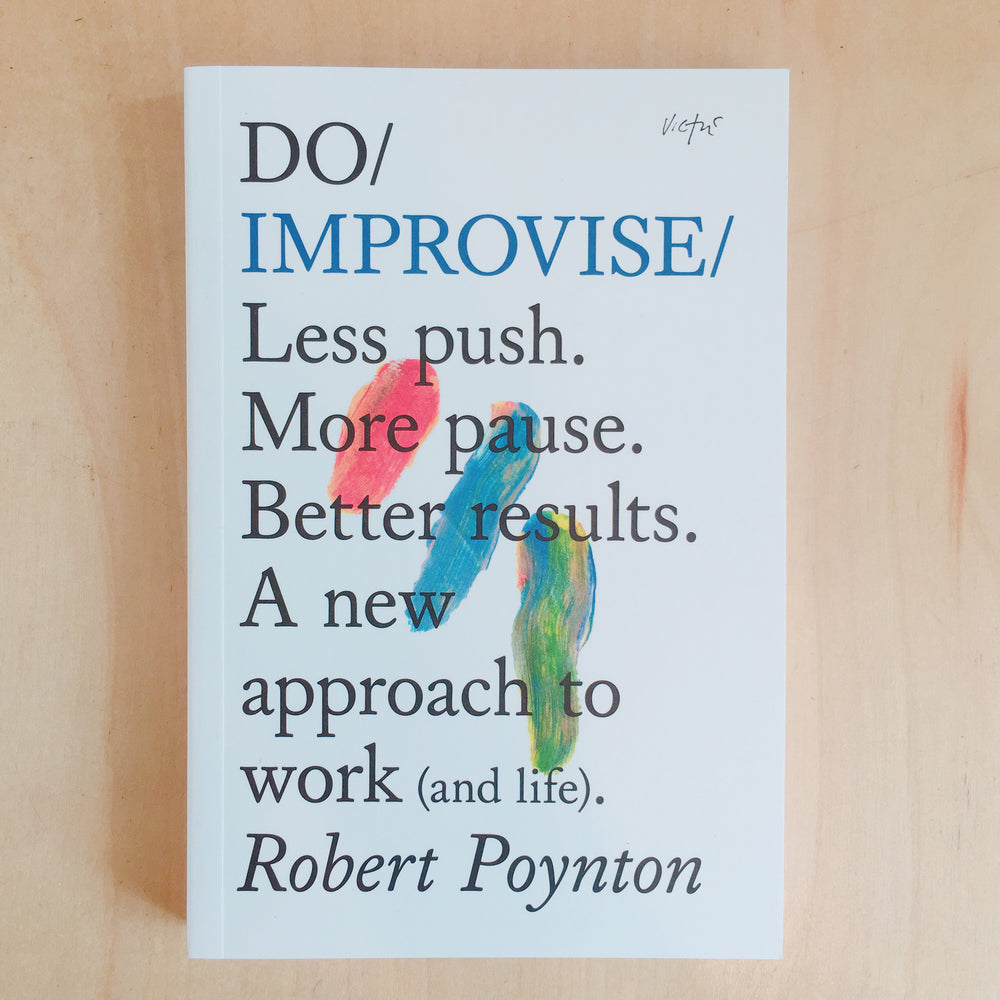 Do Improvise, Do Books