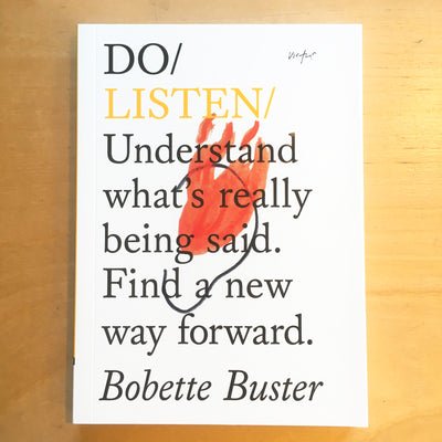 Do Listen, Do Books